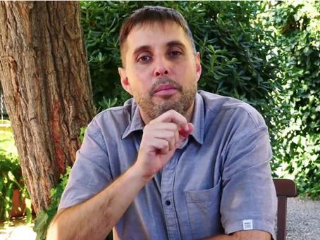 Entrevista a Ricardo Cordovilla Losada en Tejiendo la trama.