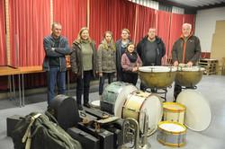 instrumenten voor Congolose