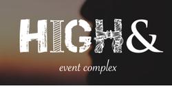 """High& - אולם אירועים בת""""א"""