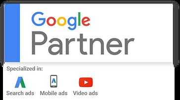 תג סוכנות של גוגל פרטנר