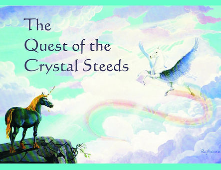 Quest of the Crystal Steeds cover