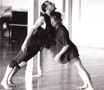 MRC dancing with Pam Johnson