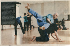 MRC Contact Improv, NOW Magazine