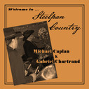 """Steelpan Country"" CD by MRC & Gabriel Chartrand"