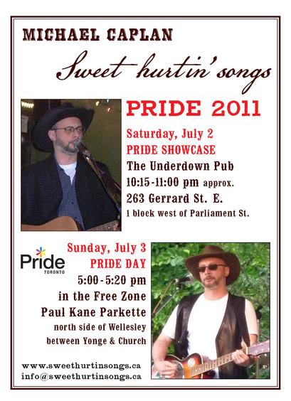 Pride promo 2011