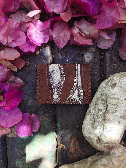 Lupa wallet Brown