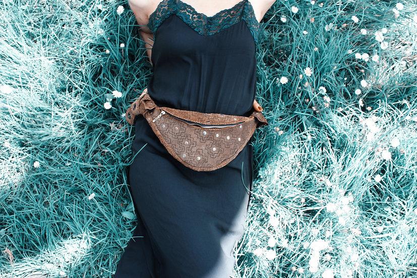 Beltbag Handmade Aztec Pattern