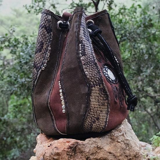 Forest Bucket Bag