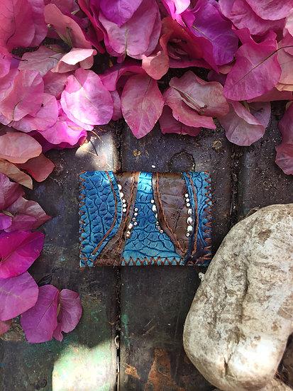 Lupa Wallet Blue
