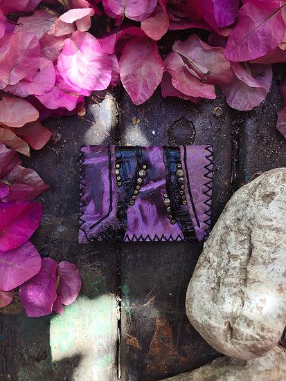 Lupa wallet purple