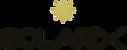 SolarX Black Logo