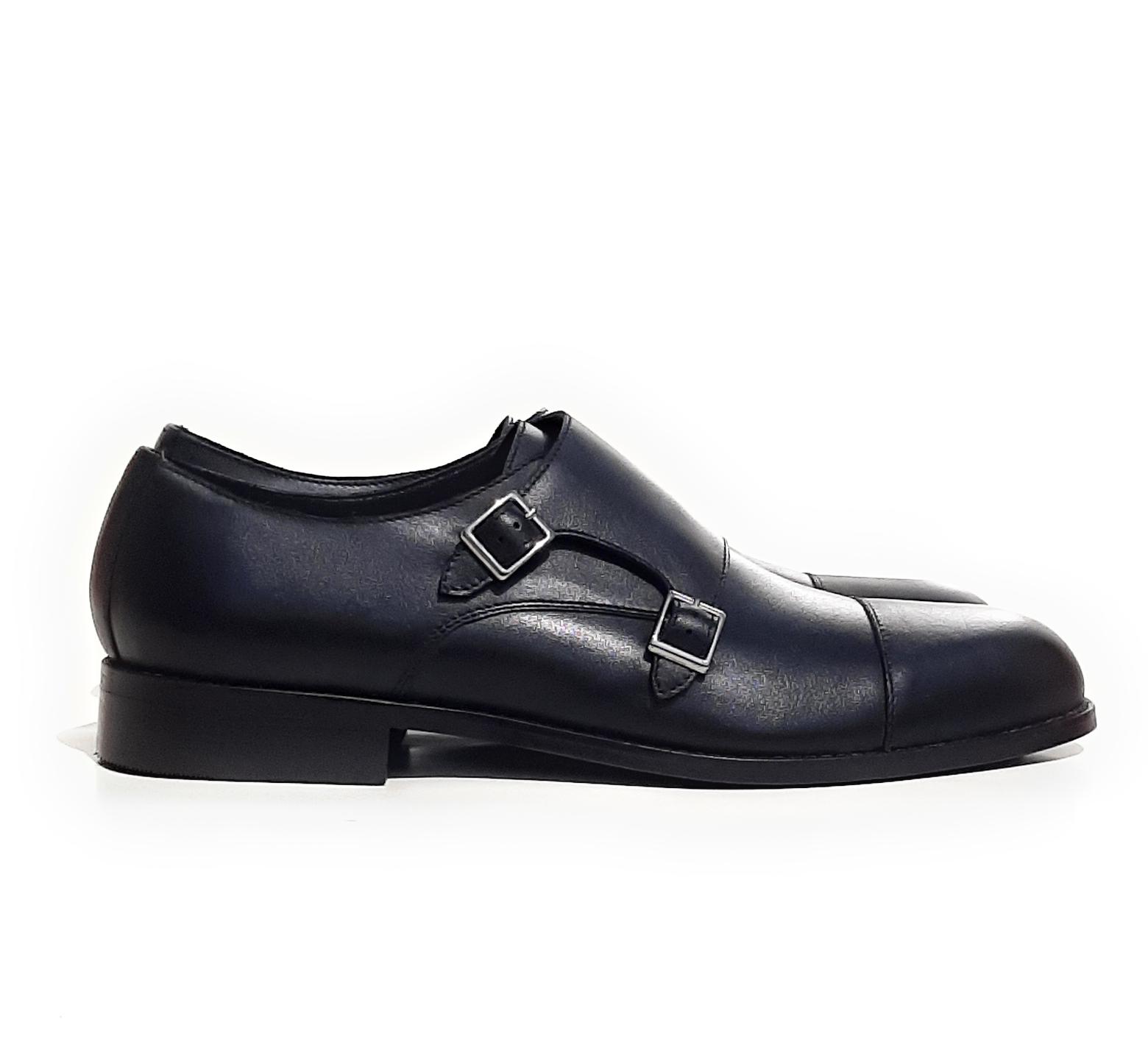 Strap Monk Shoes