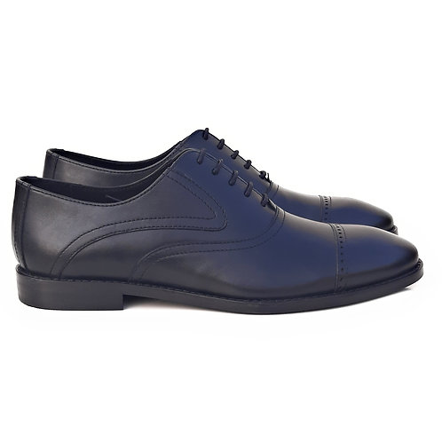The Dyecode's Toe Cap Oxford