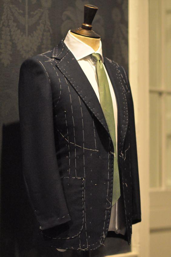 Suit Bespoke