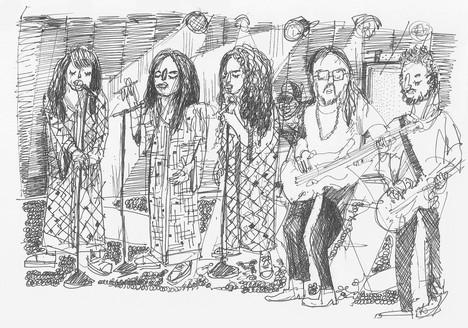 Live illustration by © Jessica Tamar Deutsch