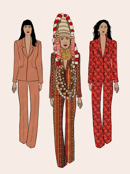 A-WA   70 years of Israeli fashion