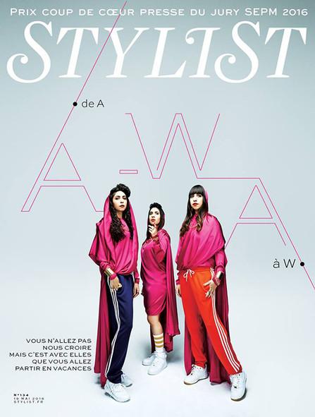 A-WA   Stylist Magazine