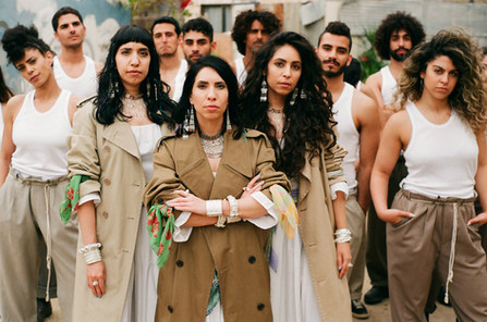 Hana Mash Hu Al Yaman set, 2019