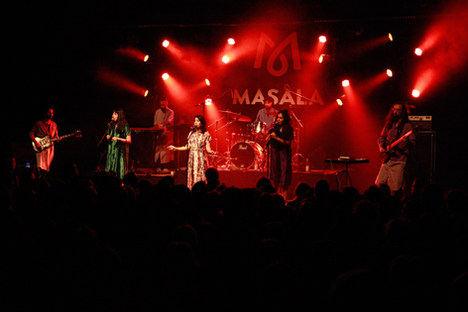 Live at Masala Weltbeat Festival, Hannover, Germany