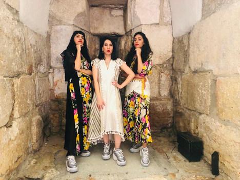 A-WA at Tower of David, Jerusalem