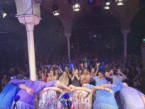 Live at Club Gretchen, Berlin, Germany