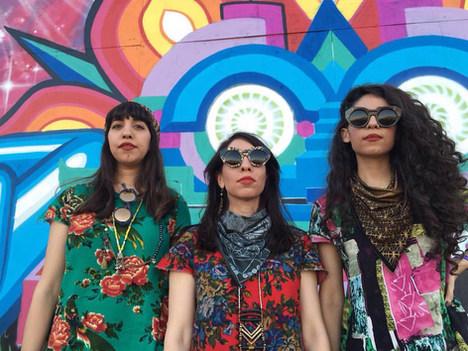 Symbiosis Festival, California