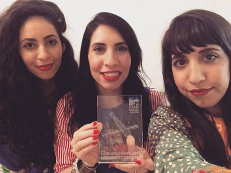 MTV Israel Satellite award, 2016