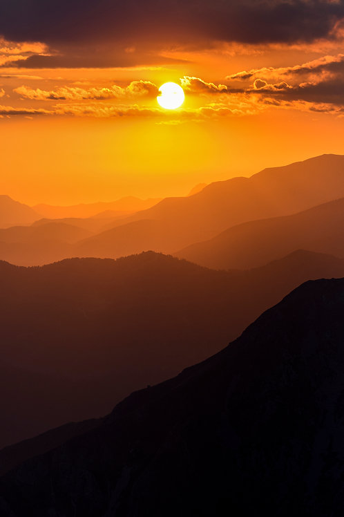 Sunset Turini