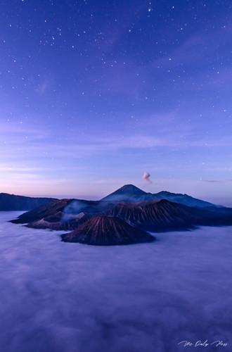 Mont Bromo, Java, Indonésie