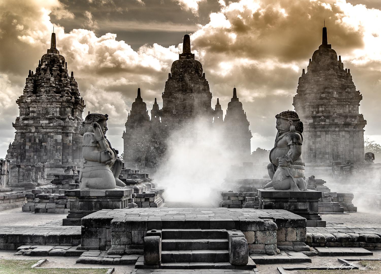 Candi Sewu, Java, Indonésie