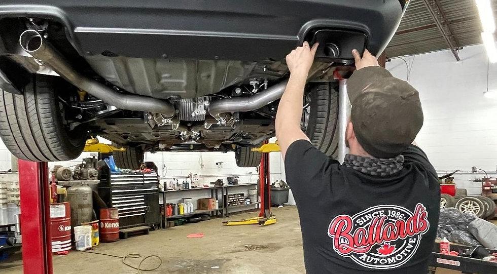 Car Exhaust repairs upgrades