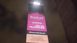 Bonafont & ONU Mujeres - Torre Latino