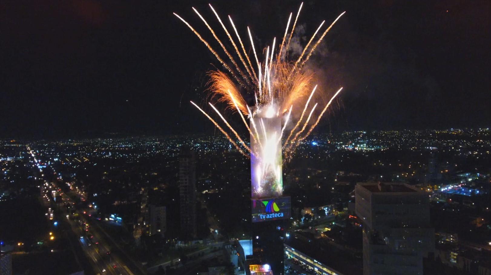 TV Azteca Puebla - Inauguración