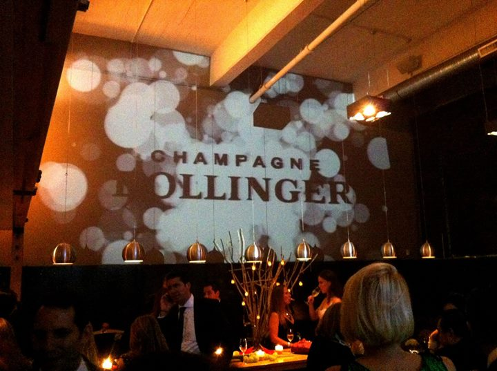Bollinger launch party