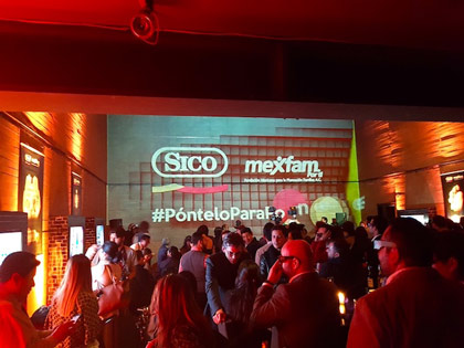 SICO - Mexfam Campaign launch