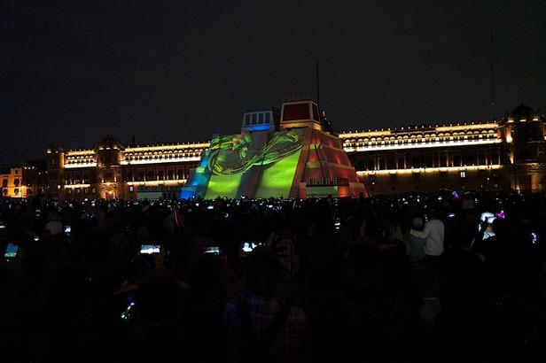 Quetzalcóatl -  Maizz Visual -Memoria-Luminosa