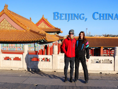 72 Hours in Central Beijing