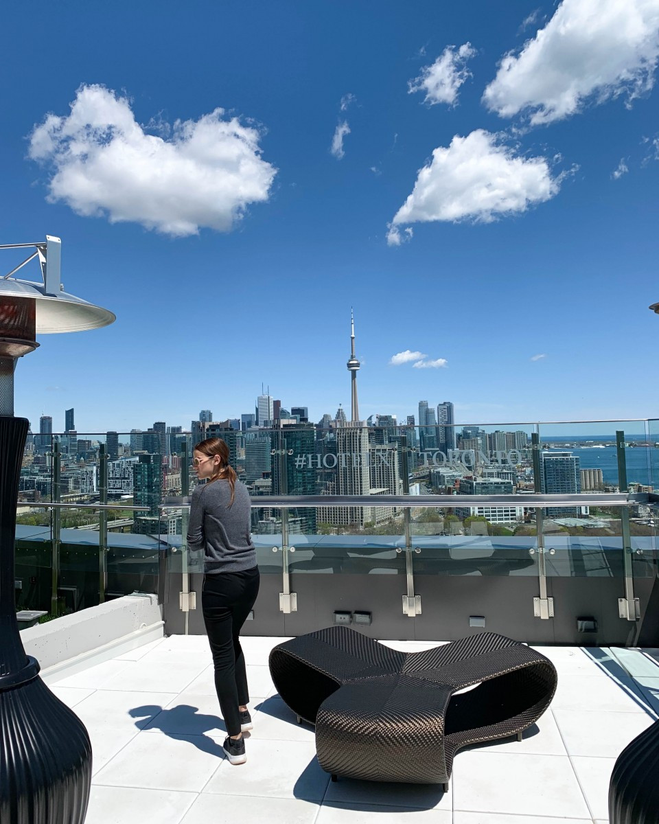 Best Mapped out Spots to walk to see the CN Tower