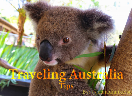 Tips for Traveling Around Australia