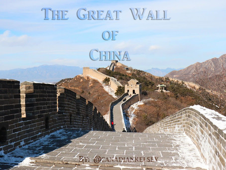 Tips for Traveling to the Great Wall of China in Winter