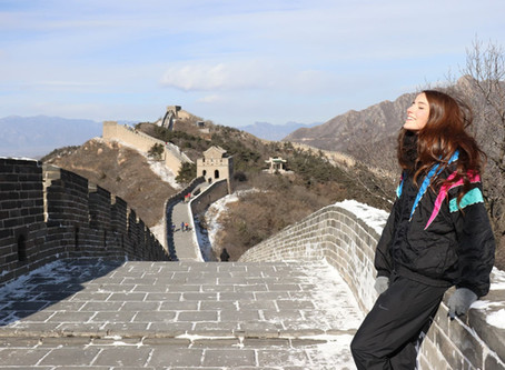 72 Hours to visit the Great Wall of China in Winter
