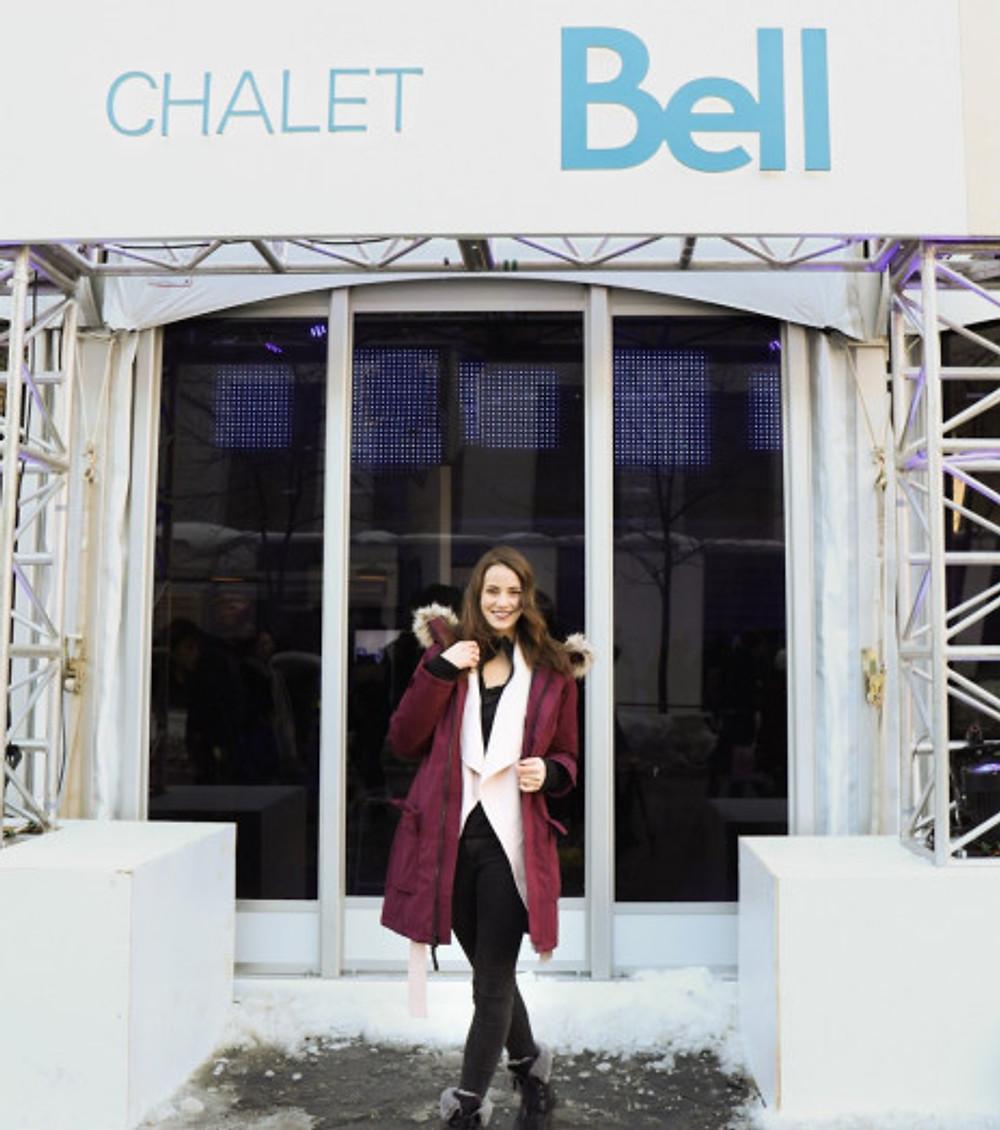 travel canada fashion blogger bell rbc