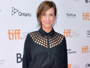 Toronto: Kristen Wiig's Ready to Get 'Nasty' with Silva (EXCLUSIVE)