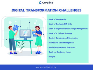 อุปสรรคของ Digital Transformation