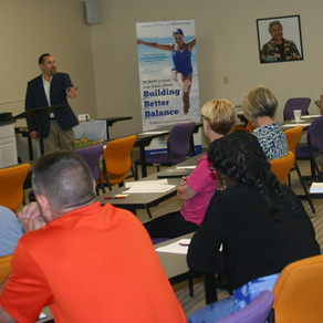 Aging ministry hosts opioid awareness workshop