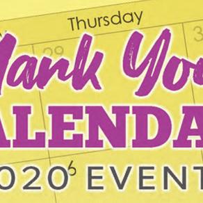 2020 Baptist Children's Homes Events