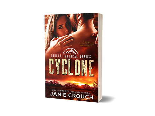 CYCLONE (LT #1) - signed copy