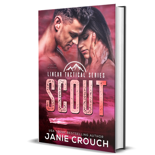 SCOUT HARDBACK - signed copy