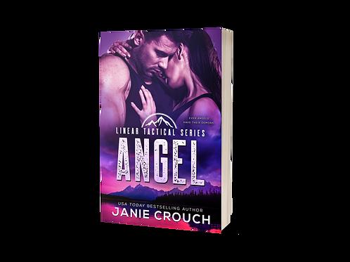 ANGEL (LT #4) - signed copy