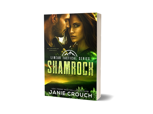 SHAMROCK (LT #3) - signed copy